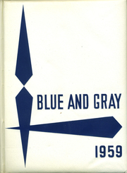 1959 Edition, Mountain View Union High School - Blue and Gray Yearbook (Mountain View, CA)