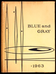 1963 Edition, Mountain View Union High School - Blue and Gray Yearbook (Mountain View, CA)