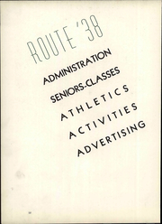 Page 14, 1938 Edition, Washington High School - Memory Lane Yearbook (South Bend, IN) online yearbook collection