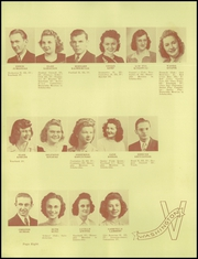 Page 10, 1943 Edition, Washington High School - Memory Lane Yearbook (South Bend, IN) online yearbook collection