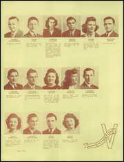 Page 12, 1943 Edition, Washington High School - Memory Lane Yearbook (South Bend, IN) online yearbook collection
