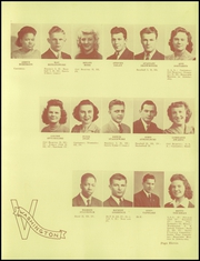 Page 13, 1943 Edition, Washington High School - Memory Lane Yearbook (South Bend, IN) online yearbook collection