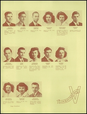 Page 16, 1943 Edition, Washington High School - Memory Lane Yearbook (South Bend, IN) online yearbook collection