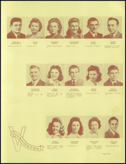 Page 7, 1943 Edition, Washington High School - Memory Lane Yearbook (South Bend, IN) online yearbook collection