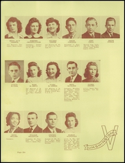 Page 8, 1943 Edition, Washington High School - Memory Lane Yearbook (South Bend, IN) online yearbook collection