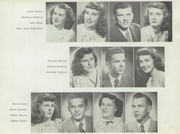 Page 11, 1949 Edition, Washington High School - Memory Lane Yearbook (South Bend, IN) online yearbook collection