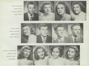 Page 9, 1949 Edition, Washington High School - Memory Lane Yearbook (South Bend, IN) online yearbook collection