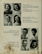 Page 10, 1954 Edition, Washington High School - Memory Lane Yearbook (South Bend, IN) online yearbook collection