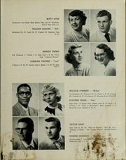 Page 11, 1954 Edition, Washington High School - Memory Lane Yearbook (South Bend, IN) online yearbook collection