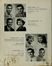 Page 12, 1954 Edition, Washington High School - Memory Lane Yearbook (South Bend, IN) online yearbook collection