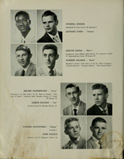 Page 14, 1954 Edition, Washington High School - Memory Lane Yearbook (South Bend, IN) online yearbook collection