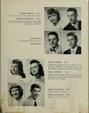 Page 15, 1954 Edition, Washington High School - Memory Lane Yearbook (South Bend, IN) online yearbook collection