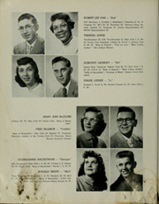 Page 16, 1954 Edition, Washington High School - Memory Lane Yearbook (South Bend, IN) online yearbook collection