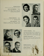 Page 17, 1954 Edition, Washington High School - Memory Lane Yearbook (South Bend, IN) online yearbook collection