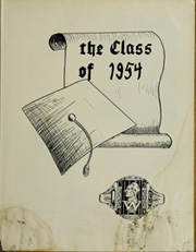 Page 7, 1954 Edition, Washington High School - Memory Lane Yearbook (South Bend, IN) online yearbook collection