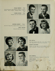 Page 9, 1954 Edition, Washington High School - Memory Lane Yearbook (South Bend, IN) online yearbook collection