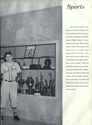 Page 19, 1960 Edition, Washington High School - Memory Lane Yearbook (South Bend, IN) online yearbook collection