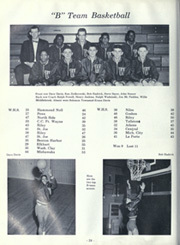 Page 28, 1960 Edition, Washington High School - Memory Lane Yearbook (South Bend, IN) online yearbook collection