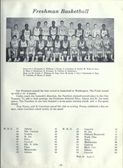 Page 29, 1960 Edition, Washington High School - Memory Lane Yearbook (South Bend, IN) online yearbook collection