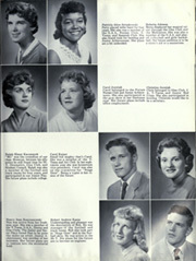 Page 81, 1960 Edition, Washington High School - Memory Lane Yearbook (South Bend, IN) online yearbook collection