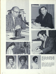 Page 8, 1973 Edition, Washington High School - Memory Lane Yearbook (South Bend, IN) online yearbook collection