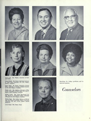 Page 9, 1973 Edition, Washington High School - Memory Lane Yearbook (South Bend, IN) online yearbook collection