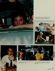 Page 11, 1989 Edition, Washington High School - Memory Lane Yearbook (South Bend, IN) online yearbook collection