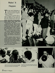 Page 12, 1989 Edition, Washington High School - Memory Lane Yearbook (South Bend, IN) online yearbook collection