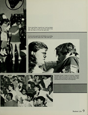 Page 13, 1989 Edition, Washington High School - Memory Lane Yearbook (South Bend, IN) online yearbook collection