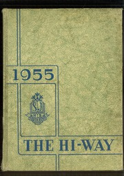 Page 1, 1955 Edition, St Josephs High School - HiWay Yearbook (South Bend, IN) online yearbook collection