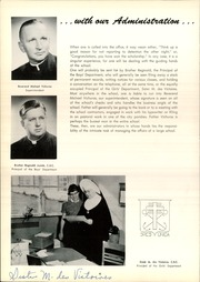 Page 10, 1955 Edition, St Josephs High School - HiWay Yearbook (South Bend, IN) online yearbook collection