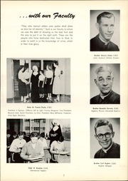 Page 11, 1955 Edition, St Josephs High School - HiWay Yearbook (South Bend, IN) online yearbook collection