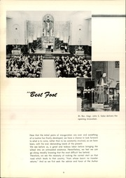Page 8, 1955 Edition, St Josephs High School - HiWay Yearbook (South Bend, IN) online yearbook collection