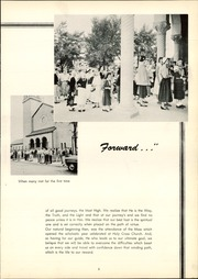 Page 9, 1955 Edition, St Josephs High School - HiWay Yearbook (South Bend, IN) online yearbook collection