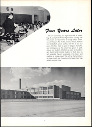 Page 11, 1956 Edition, St Josephs High School - HiWay Yearbook (South Bend, IN) online yearbook collection