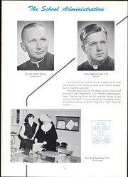 Page 12, 1956 Edition, St Josephs High School - HiWay Yearbook (South Bend, IN) online yearbook collection