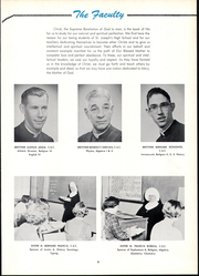 Page 13, 1956 Edition, St Josephs High School - HiWay Yearbook (South Bend, IN) online yearbook collection