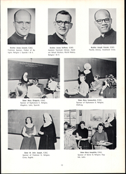 Page 15, 1956 Edition, St Josephs High School - HiWay Yearbook (South Bend, IN) online yearbook collection