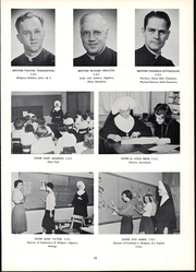 Page 17, 1956 Edition, St Josephs High School - HiWay Yearbook (South Bend, IN) online yearbook collection
