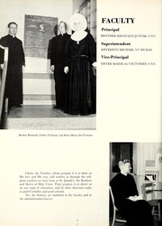 Page 10, 1957 Edition, St Josephs High School - HiWay Yearbook (South Bend, IN) online yearbook collection