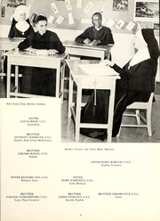 Page 13, 1957 Edition, St Josephs High School - HiWay Yearbook (South Bend, IN) online yearbook collection