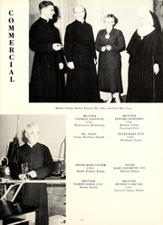 Page 15, 1957 Edition, St Josephs High School - HiWay Yearbook (South Bend, IN) online yearbook collection