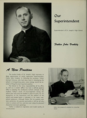 Page 12, 1958 Edition, St Josephs High School - HiWay Yearbook (South Bend, IN) online yearbook collection