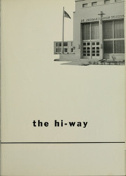 Page 7, 1958 Edition, St Josephs High School - HiWay Yearbook (South Bend, IN) online yearbook collection