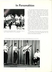 Page 12, 1964 Edition, St Josephs High School - HiWay Yearbook (South Bend, IN) online yearbook collection