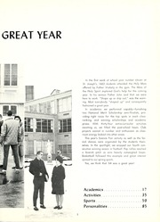 Page 7, 1964 Edition, St Josephs High School - HiWay Yearbook (South Bend, IN) online yearbook collection
