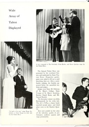 Page 16, 1966 Edition, St Josephs High School - HiWay Yearbook (South Bend, IN) online yearbook collection