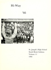 Page 5, 1966 Edition, St Josephs High School - HiWay Yearbook (South Bend, IN) online yearbook collection