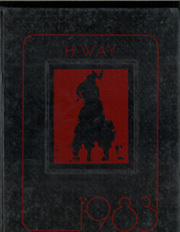 Page 1, 1983 Edition, St Josephs High School - HiWay Yearbook (South Bend, IN) online yearbook collection