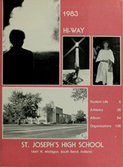 Page 5, 1983 Edition, St Josephs High School - HiWay Yearbook (South Bend, IN) online yearbook collection